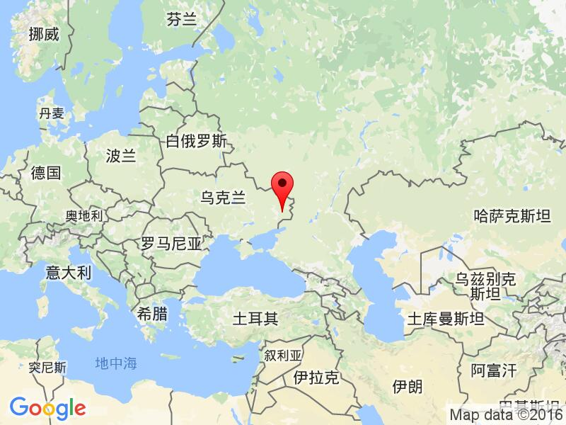 Time Zone And DST Of Alchevsk Ukraine In Time Of Day - Alchevsk map