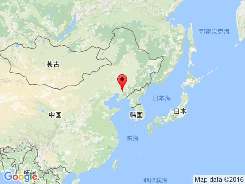 Time Zone And DST Of Anshan China In Time Of Day - Anshan map