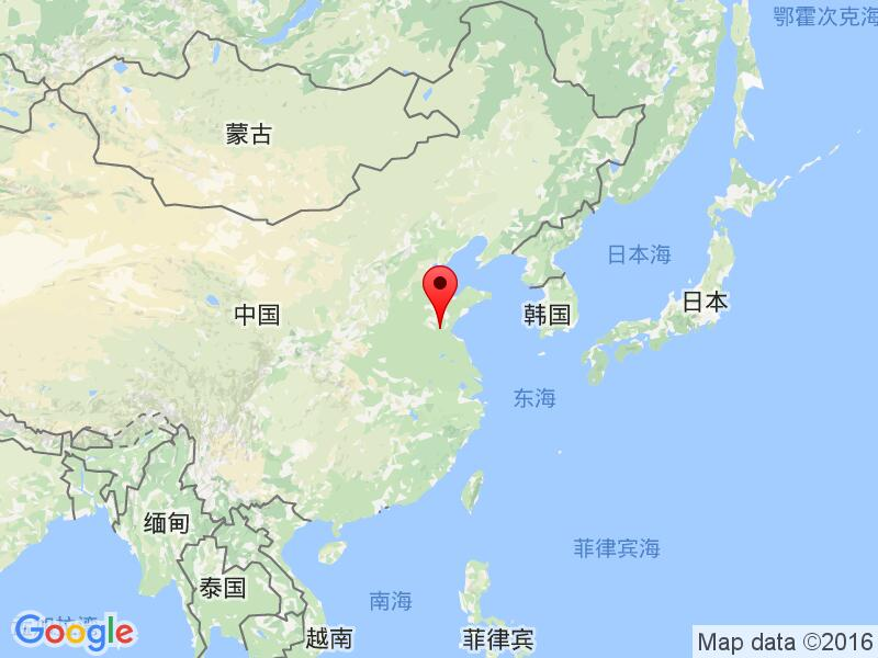 Time Zone And DST Of Linyi China Over Years Time Of Day - Linyi map