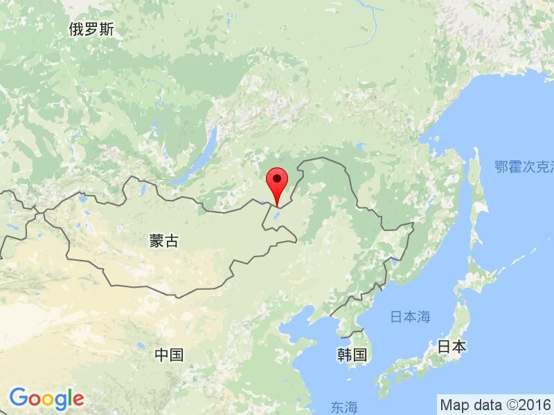 Time Zone And DST Of Manzhouli China Over Years Time Of Day - Manzhouli map