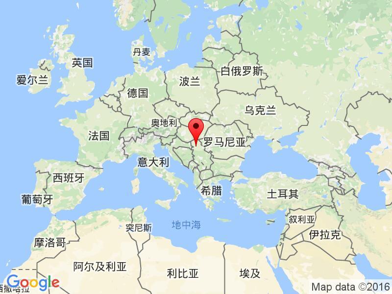 Time Zone And DST Of Novi Sad Serbia In Time Of Day - Novi sad map