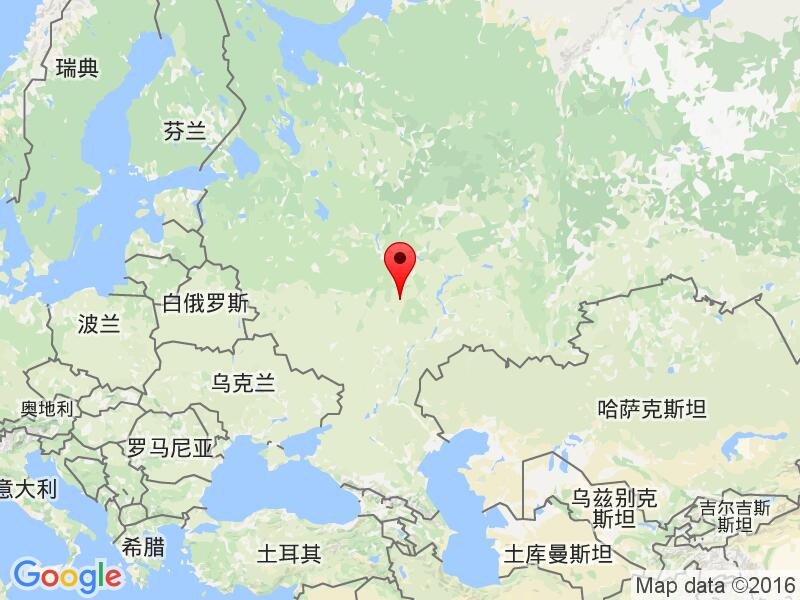 Time Zone And DST Of Saransk Russia In Time Of Day - Saransk map